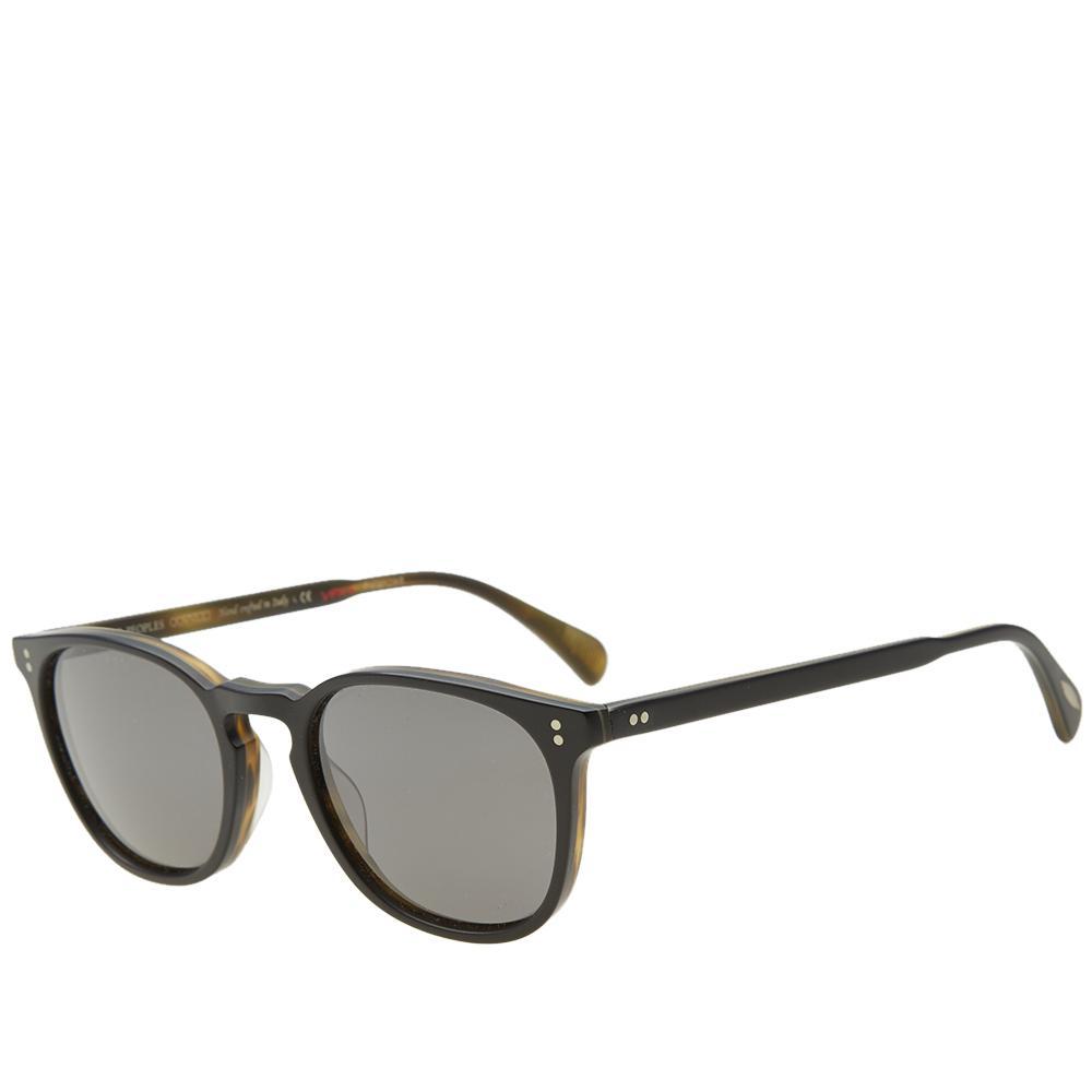 e8920094b23 Lyst - Oliver Peoples Finley Esq. Sunglasses in Black for Men