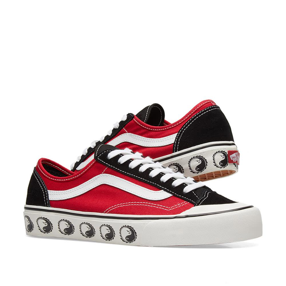 Lyst - Vans X Dane Reynolds Style 36 Decon in Red for Men 98a8ac994e3f
