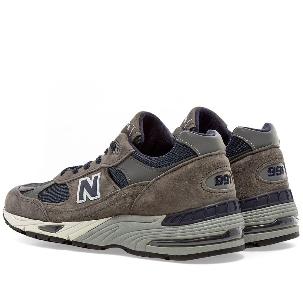 SHOES SNEAKERS NEW BALANCE M991SGN