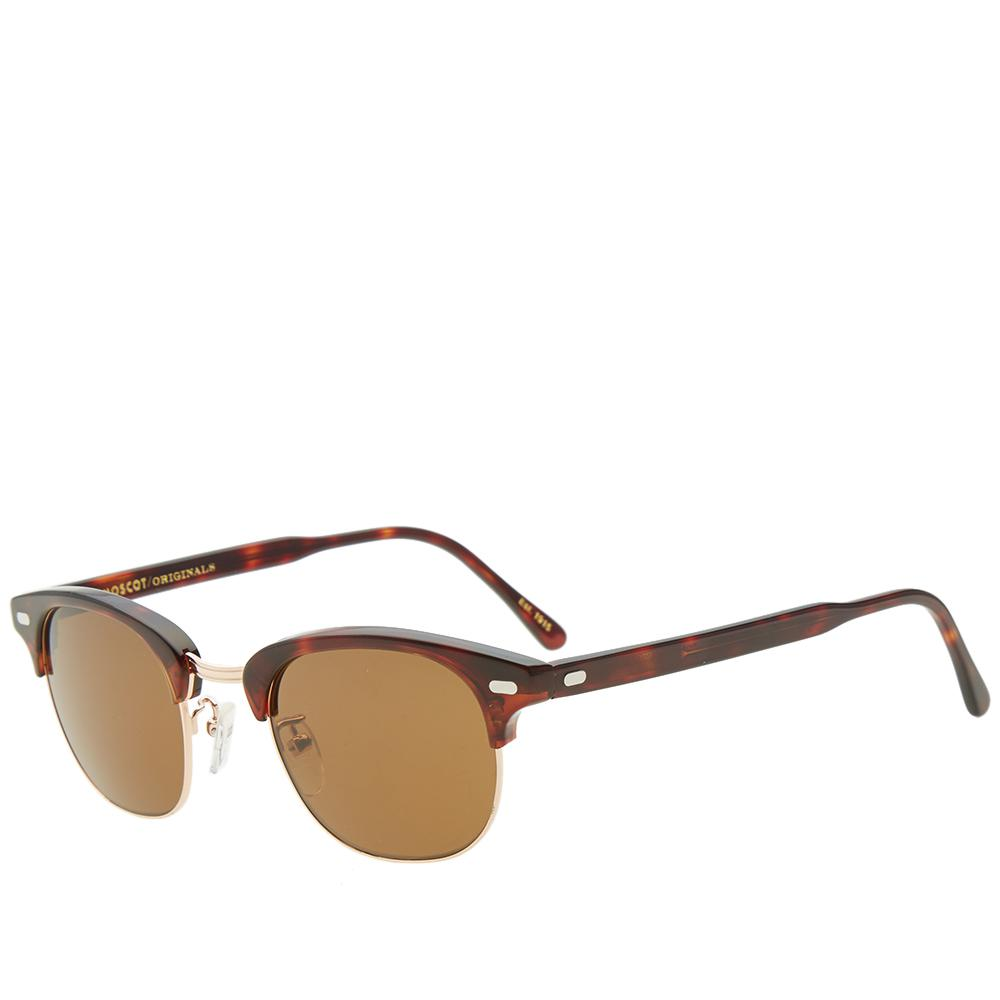 9e2d84274d07 Moscot Yukel 48 Sunglasses in Brown for Men - Lyst