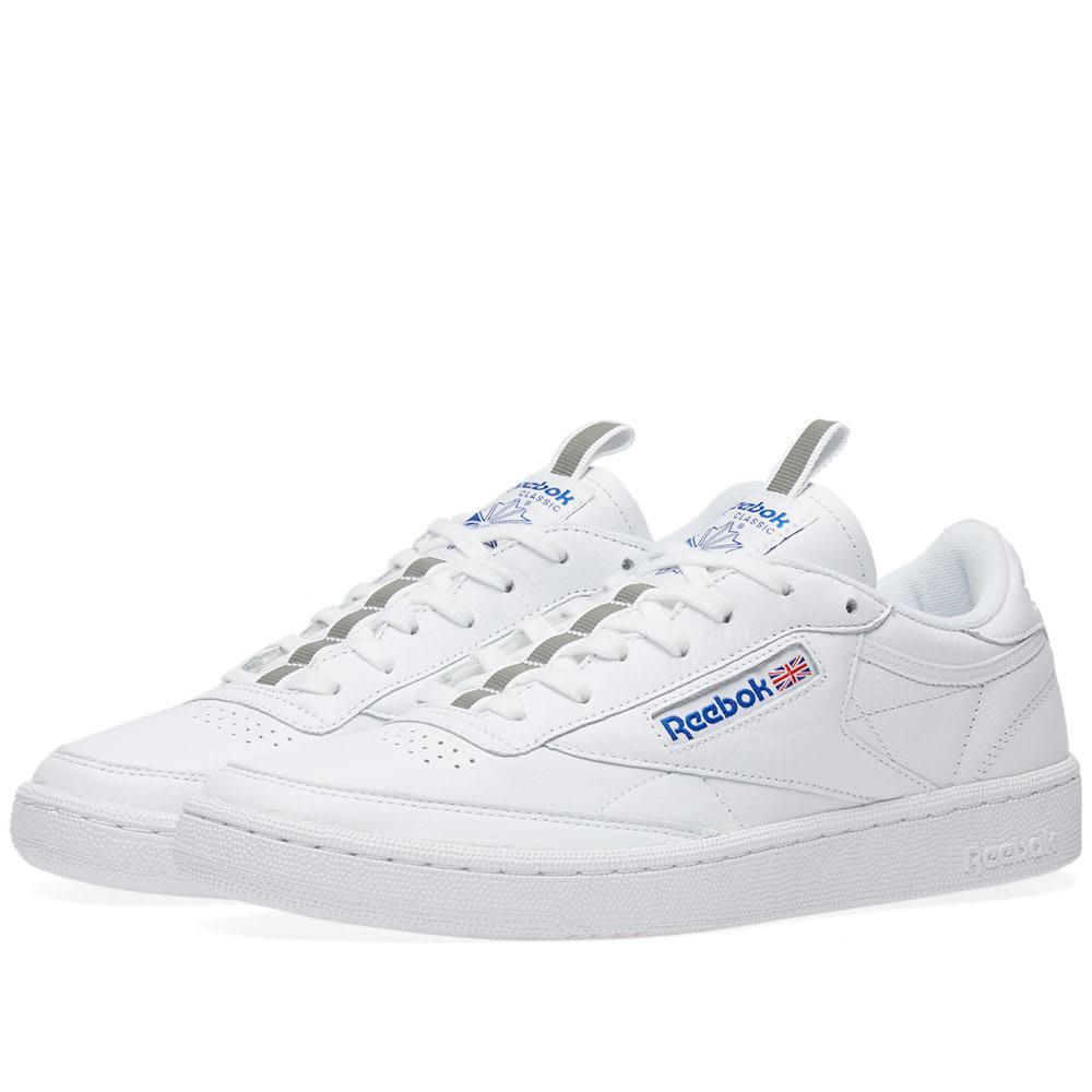 69d162cc036 Reebok Club C 85 Rt in White for Men - Lyst