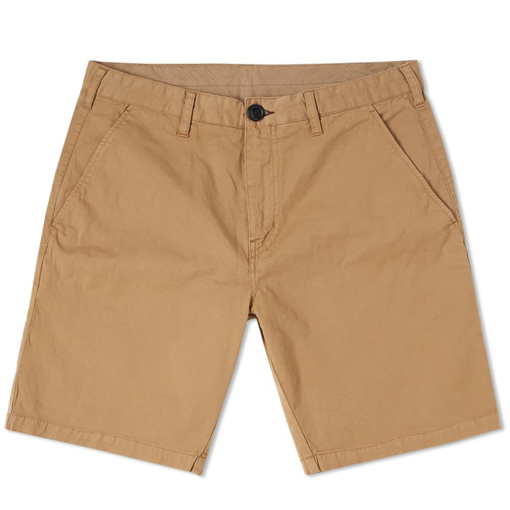 Paul Smith chino shorts - Brown