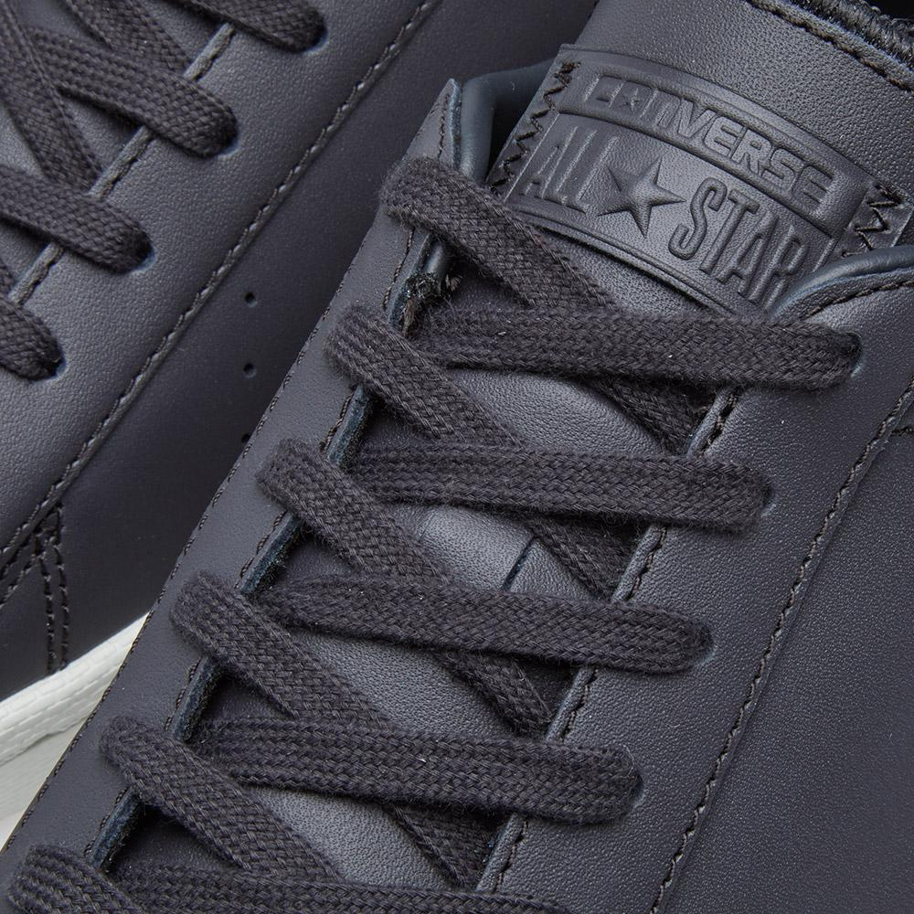 Converse Leather Pl '76 in Black for Men