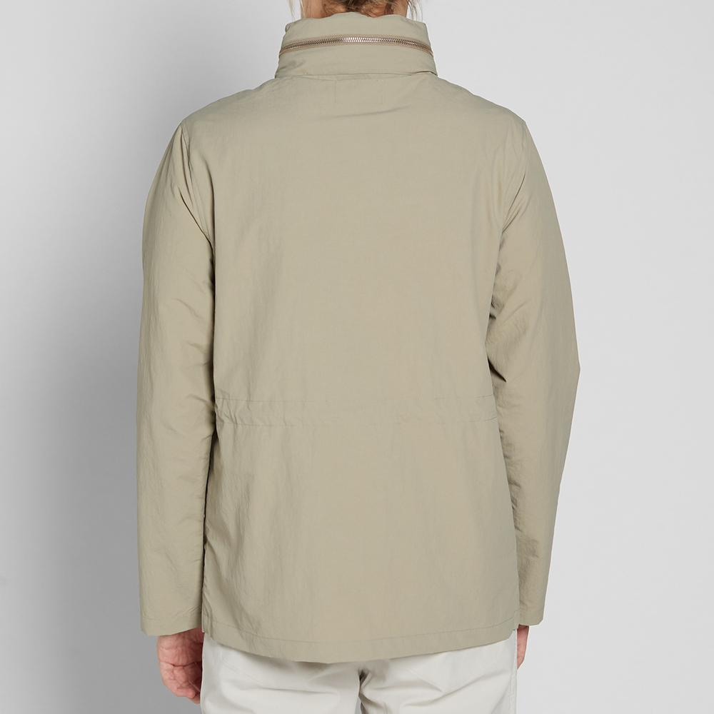 Folk Cotton Field Jacket for Men