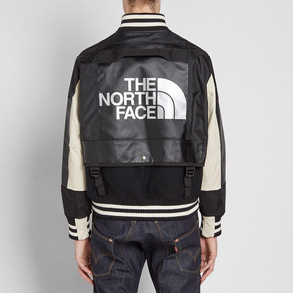 29fb451f6 Junya Watanabe Black X The North Face Varsity Jacket for men