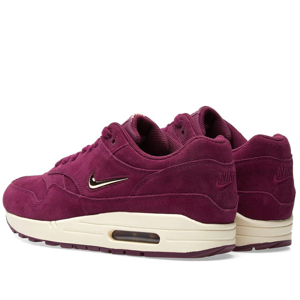 977b8c6c2072 Lyst - Nike Air Max 1 Premium Sc W in Purple for Men