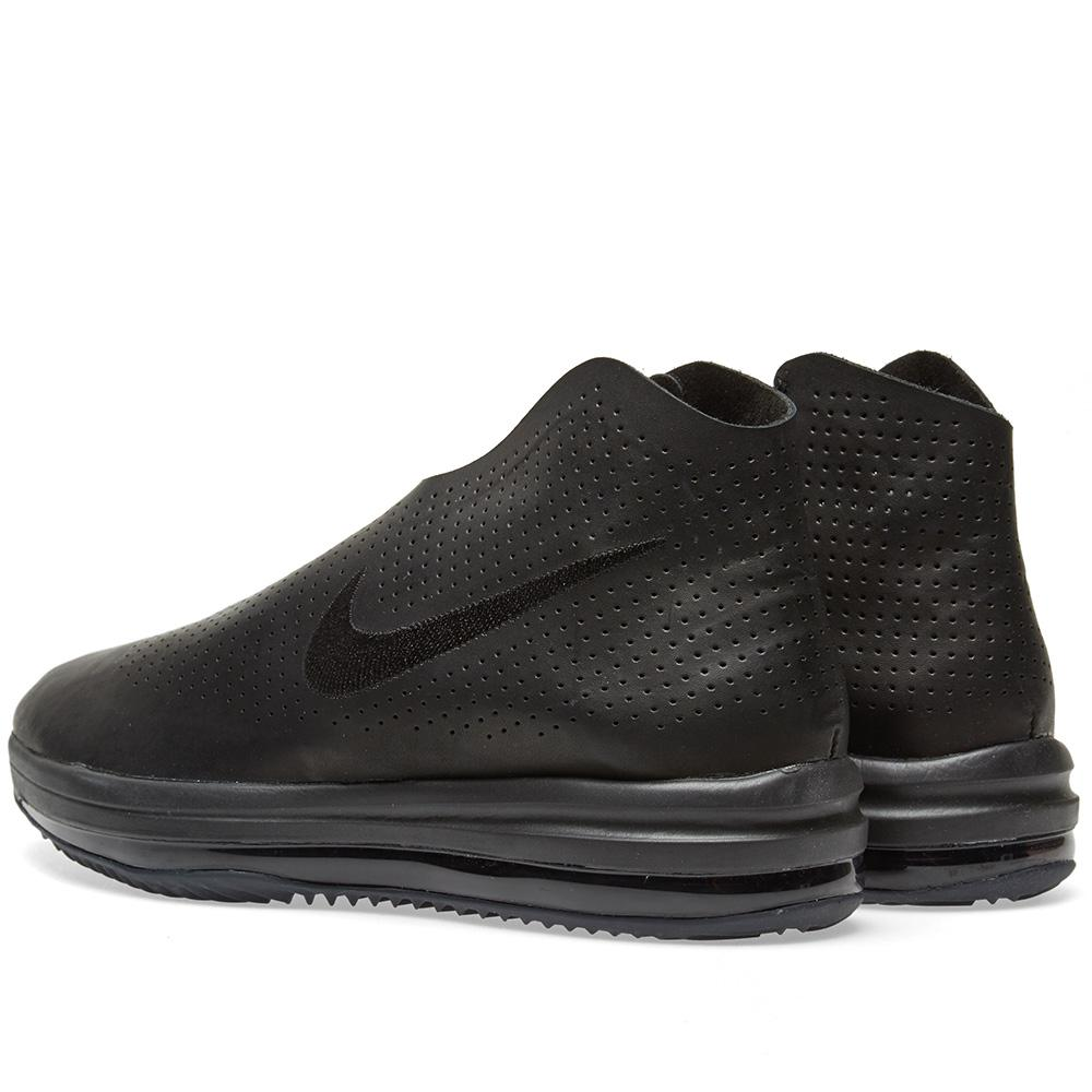 Nike Leather W Zoom Modairna in Black for Men