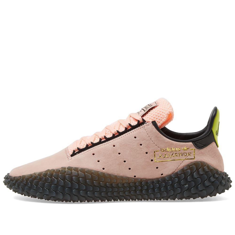 Humo Menos No puedo  adidas Suede X Dragonball Z Kamanda 01 'majin Buu' in Pink for Men - Lyst