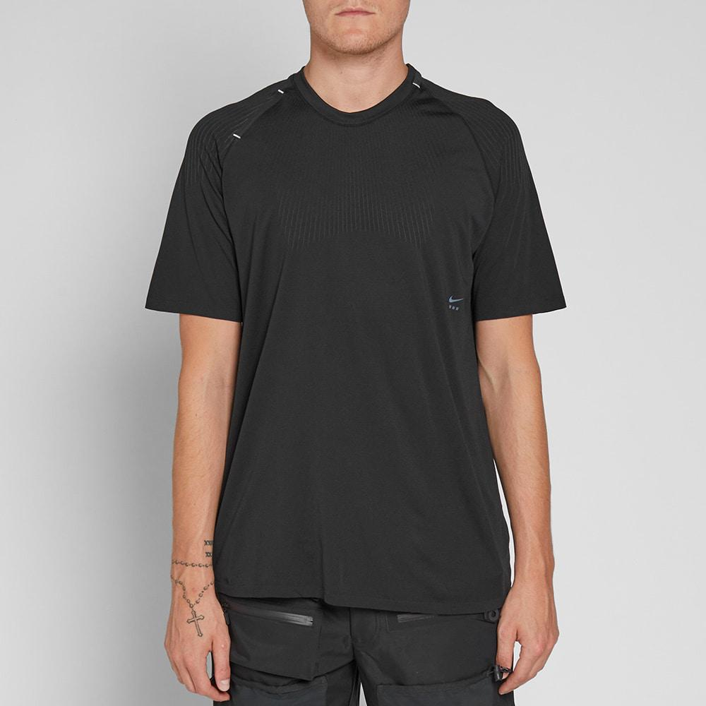 Nike Synthetic X Matthew Williams Beryllium High Necktee in Black for Men