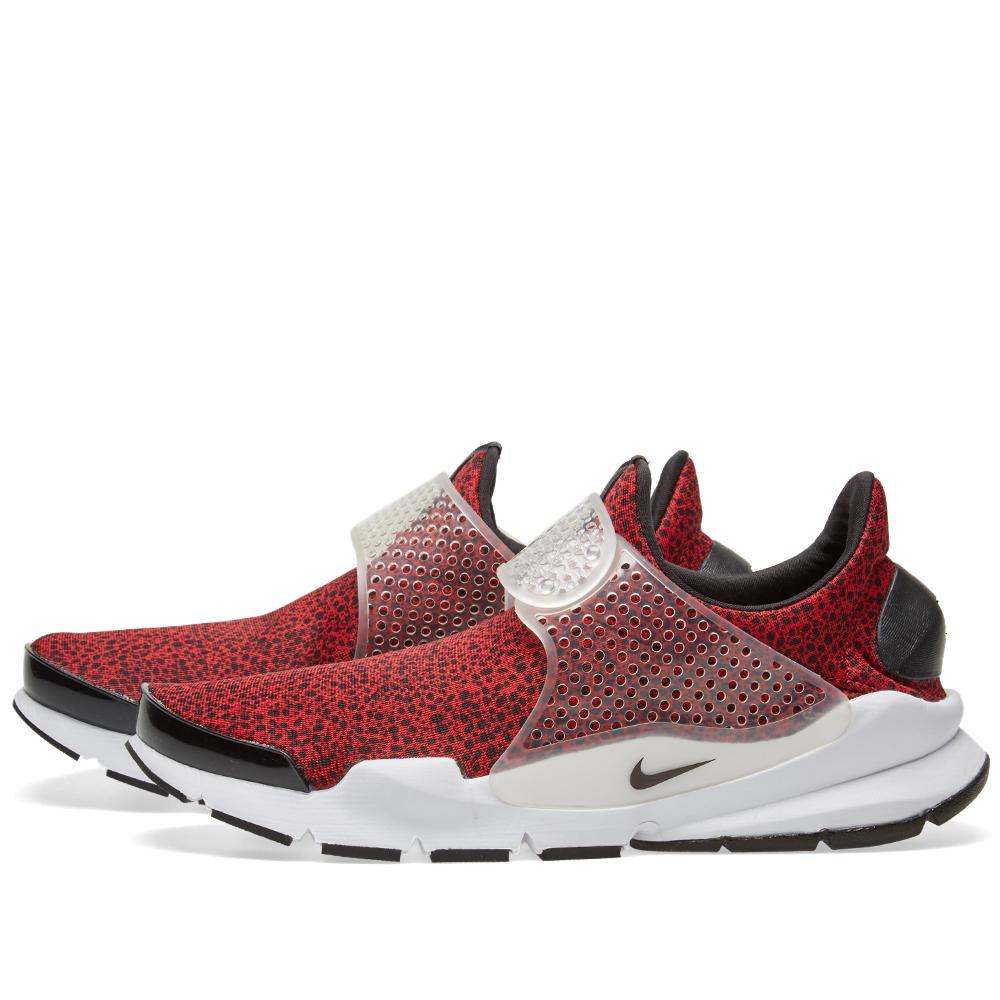Nike Synthetic Sock Dart Qs in Red for Men