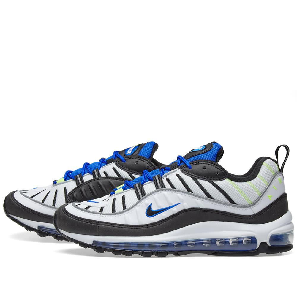Nike Rubber Air Max 98 in Blue for Men