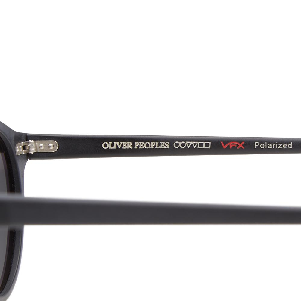 60748df2d3 Oliver Peoples - Black Gregory Peck Sunglasses for Men - Lyst. View  fullscreen