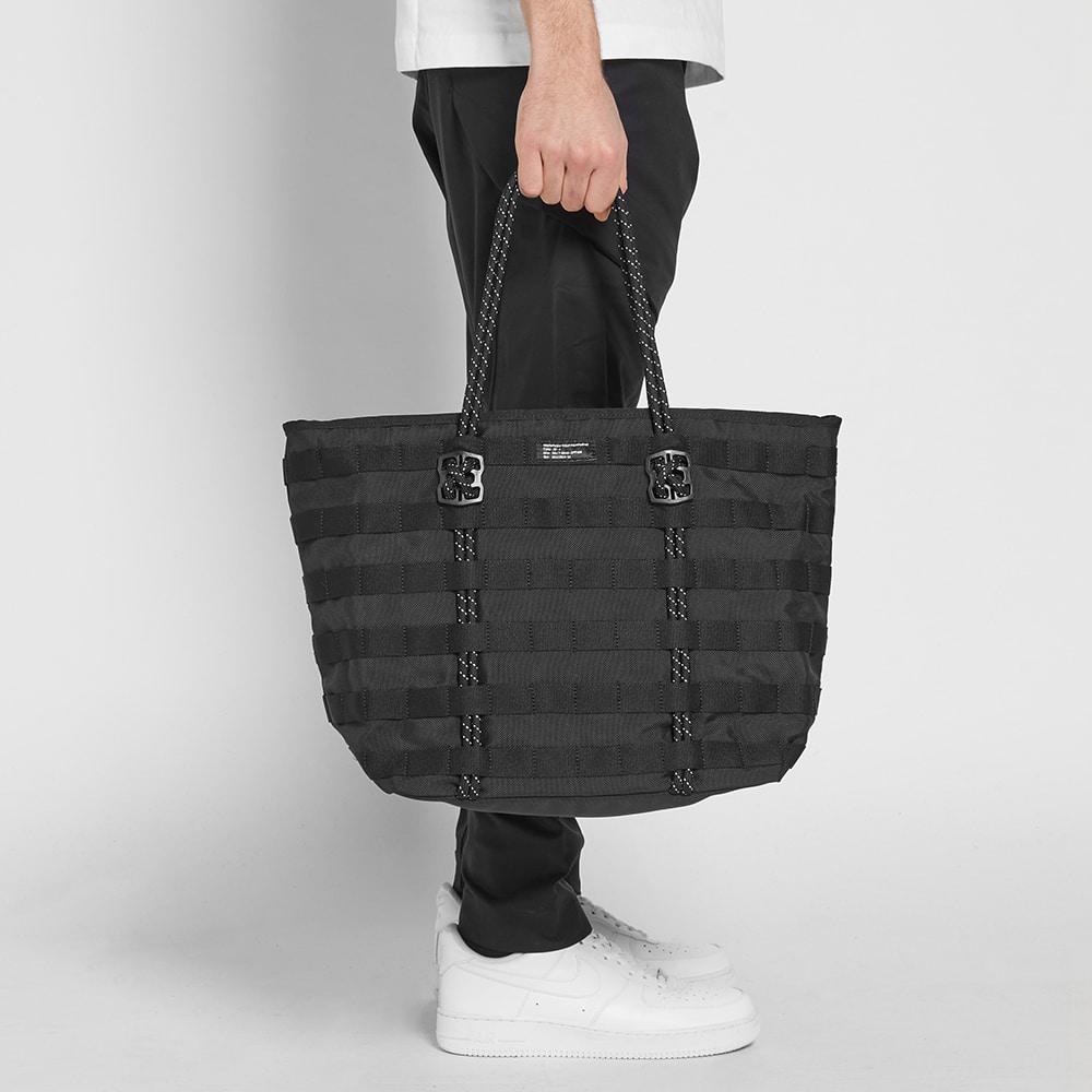 c503e5be5061 Lyst - Nike Air Force 1 Tote Bag in Black
