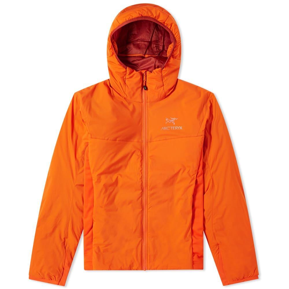 Lyst Arc Teryx Arc Teryx Atom Lt Hoody In Orange For Men