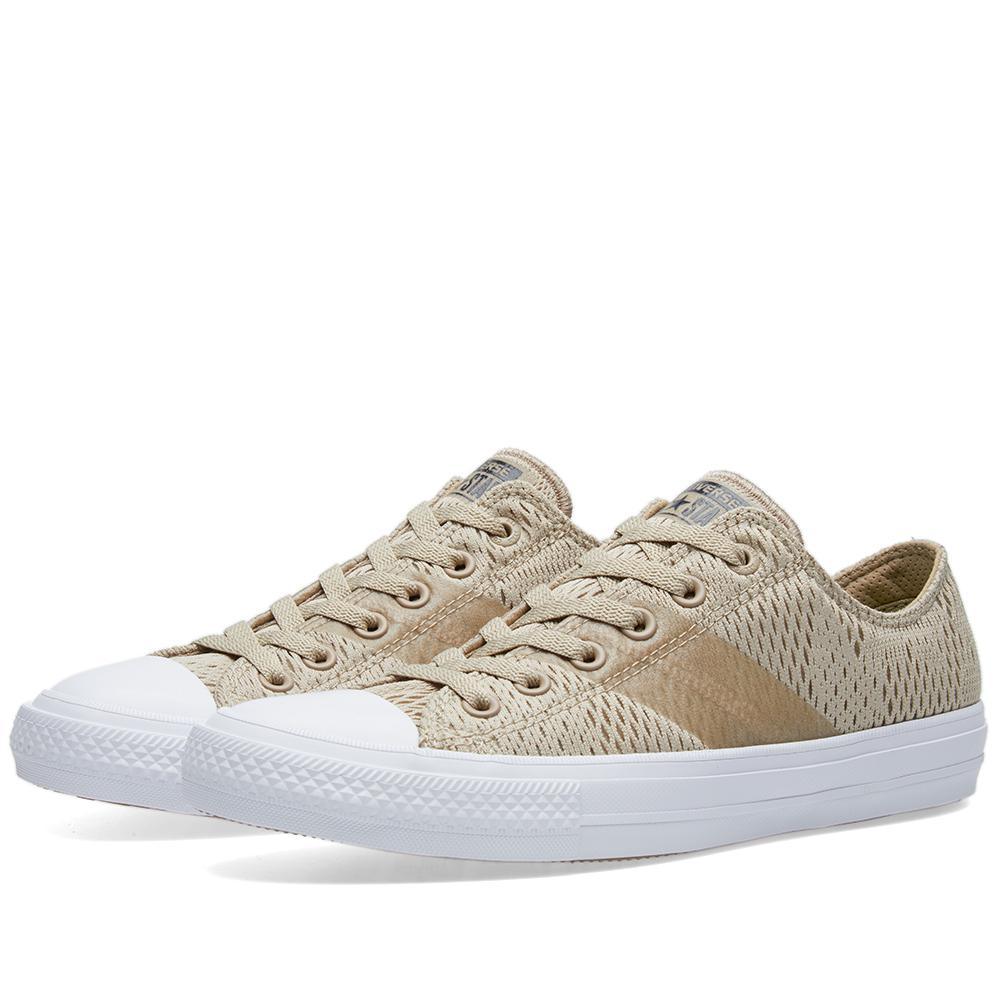 Converse Chuck Taylor Ii Ox Engineered Mesh for Men - Lyst 3fa96a511