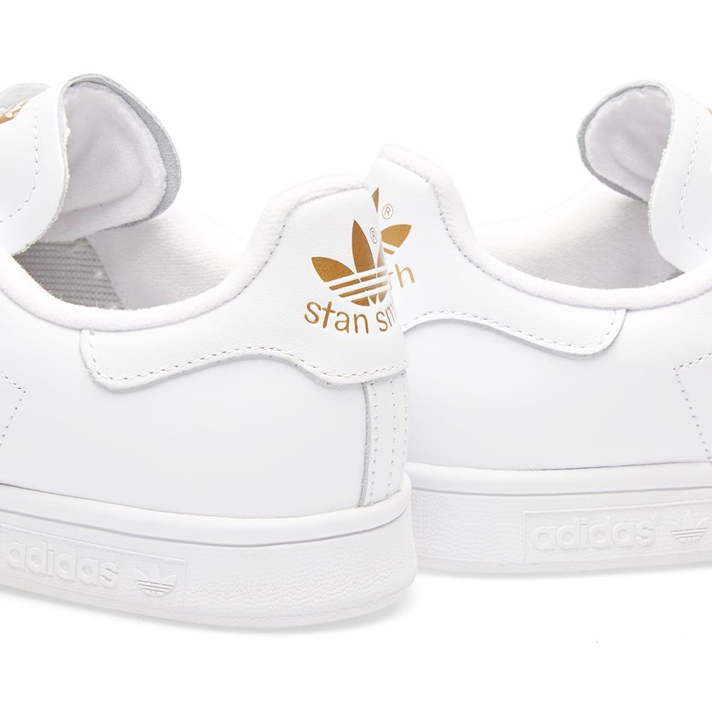 adidas Lace Stan Smith Cf in White for Men