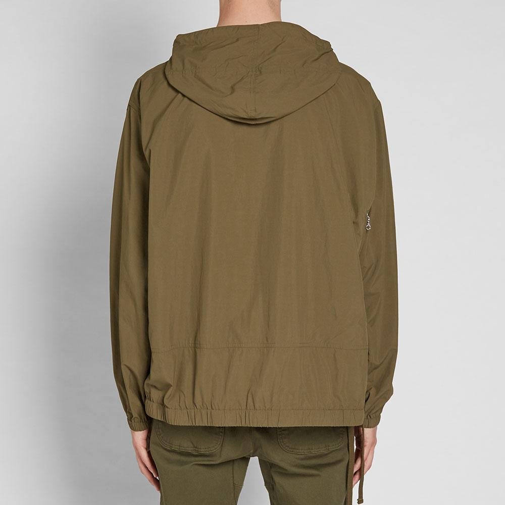 Beams Plus Synthetic Anorak In Green For Men Lyst