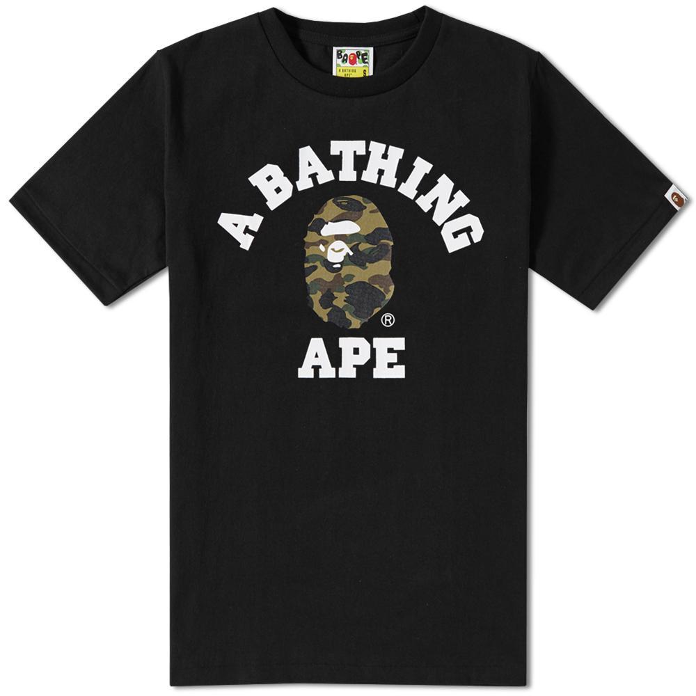 A Bathing Ape Black Lyst - A Bathin...