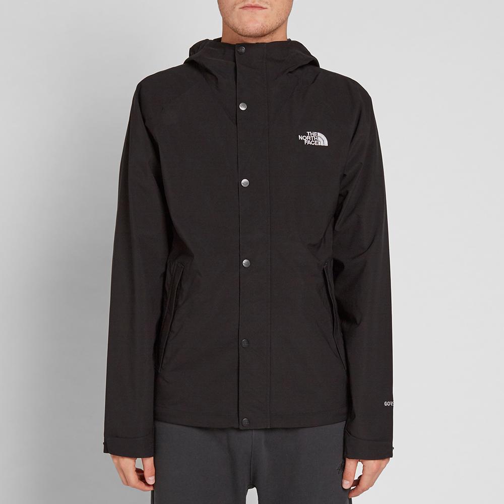 The North Face Berkeley Gtx Jacket in Black for Men