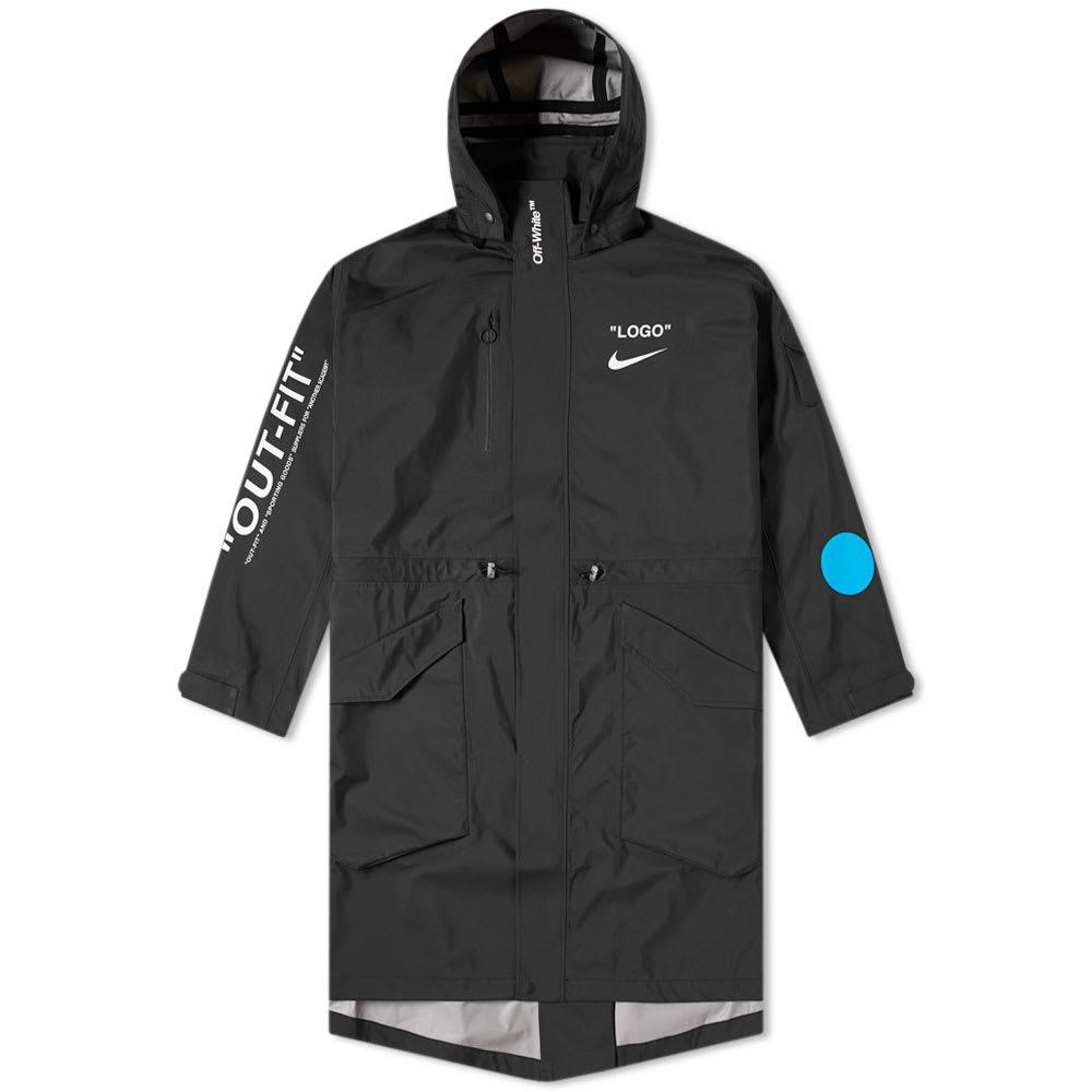 ea56aeba9 Nike X Off-white Jacket in Black for Men - Lyst