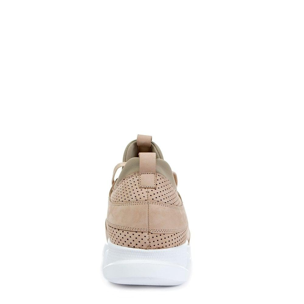 Mallet Suede Archway Trainers In Sand in Natural for Men