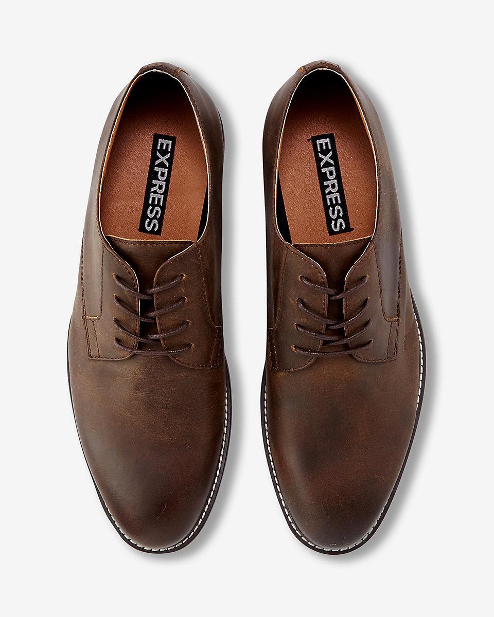 Anvenus Mens Casua Oxfodl Shoes