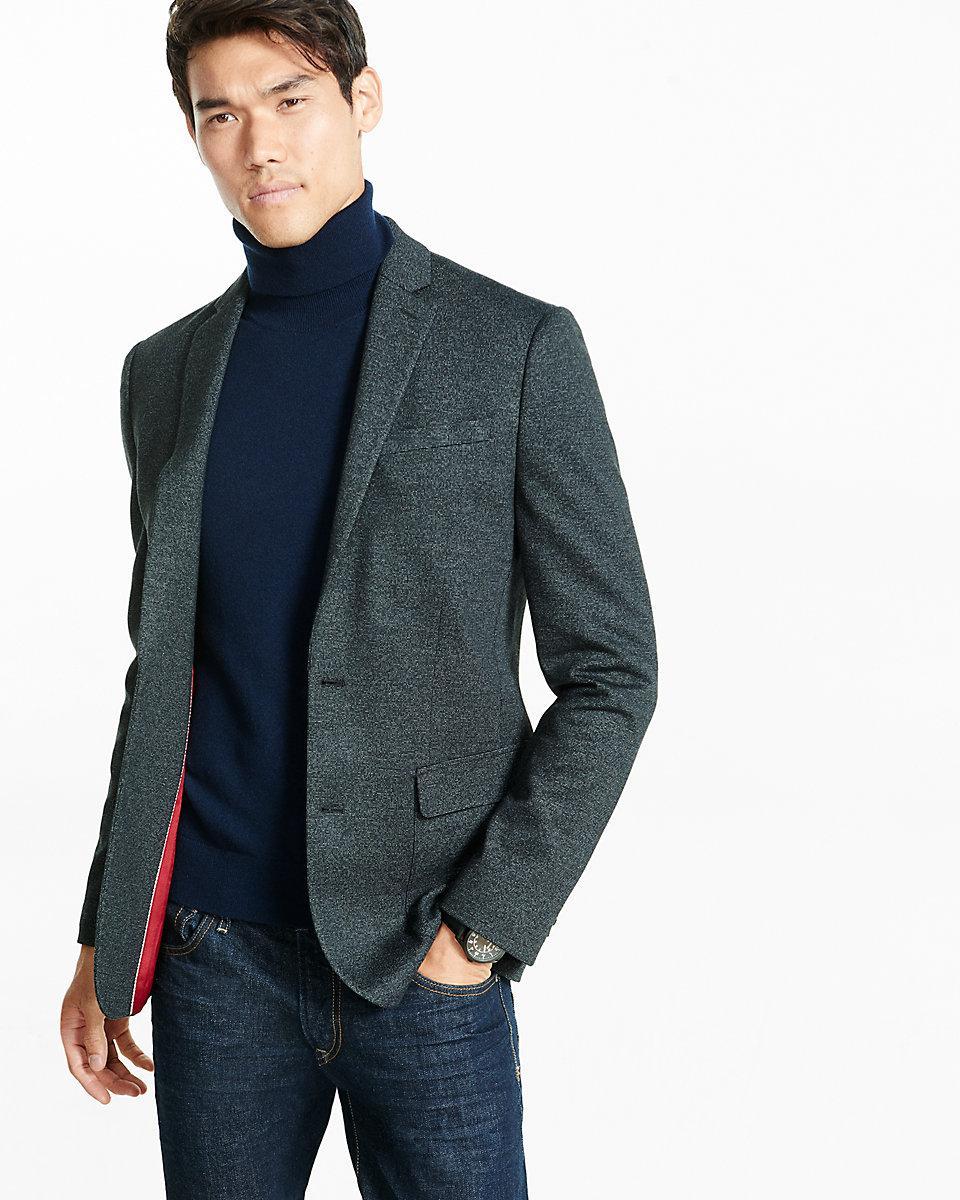 Compra Womens blazer azul marino online al por mayor de