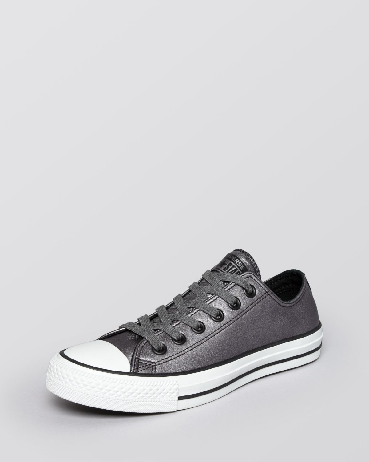 Converse Lace Up Sneakers - Low Top