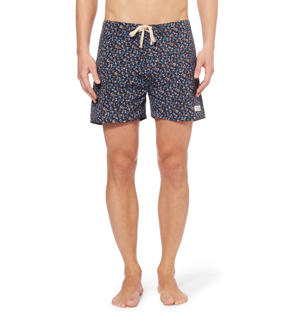Extremely Cheap Price printed swim shorts - White Saturdays Surf NYC Buy Cheap Cheapest Discount Very Cheap aoWsYu