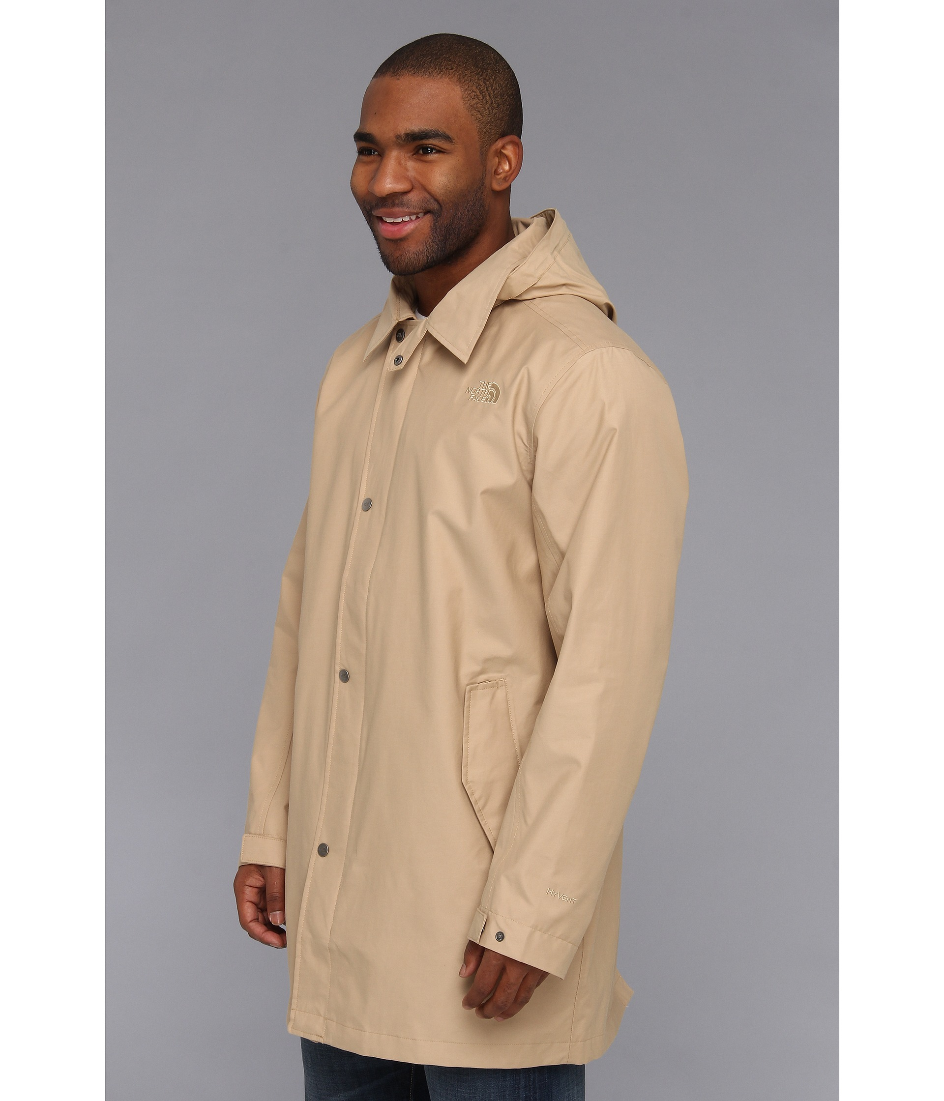 caf0b63e1 The North Face Natural Greer Trench for men