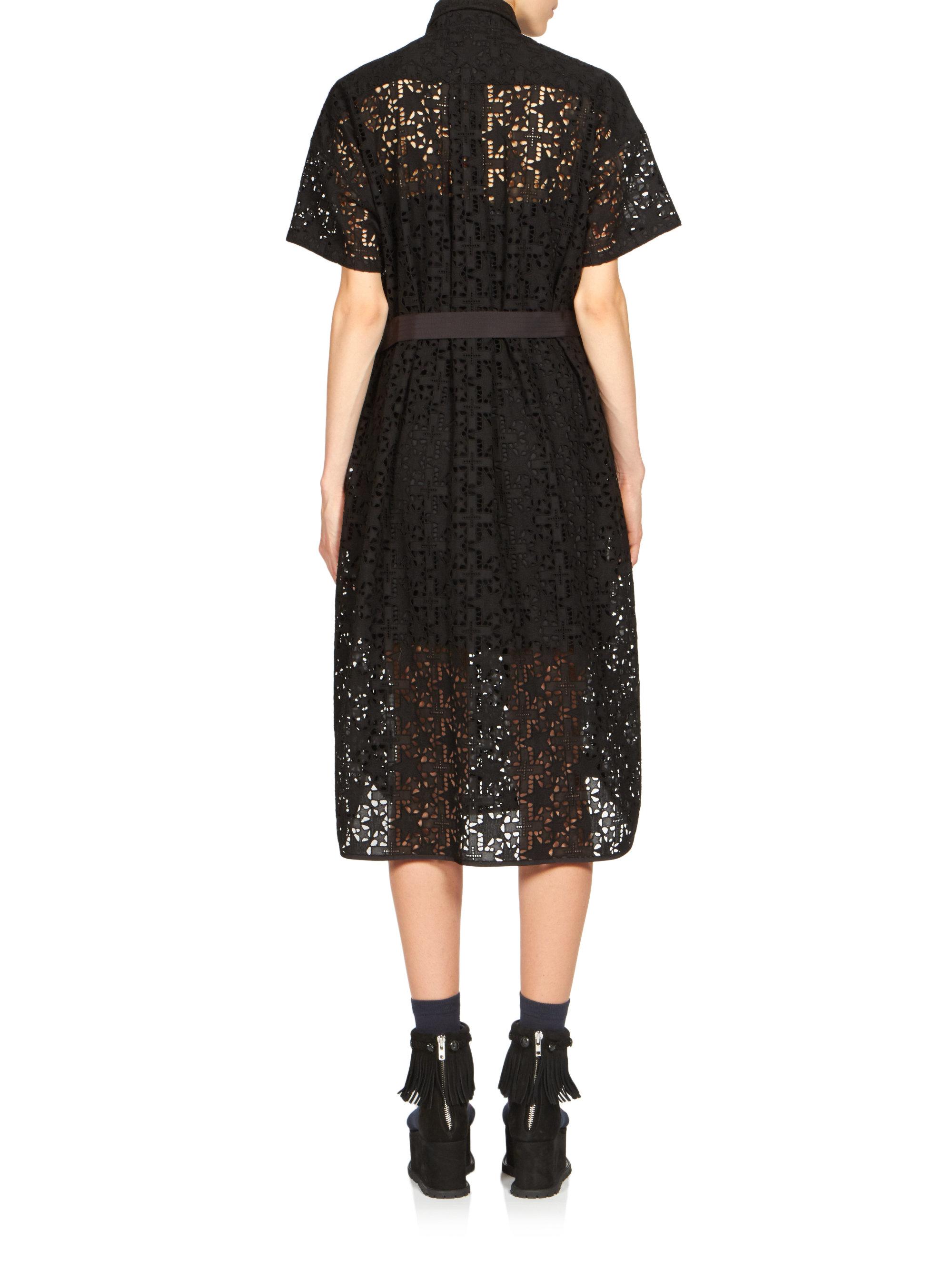 lace midi dress - photo #32