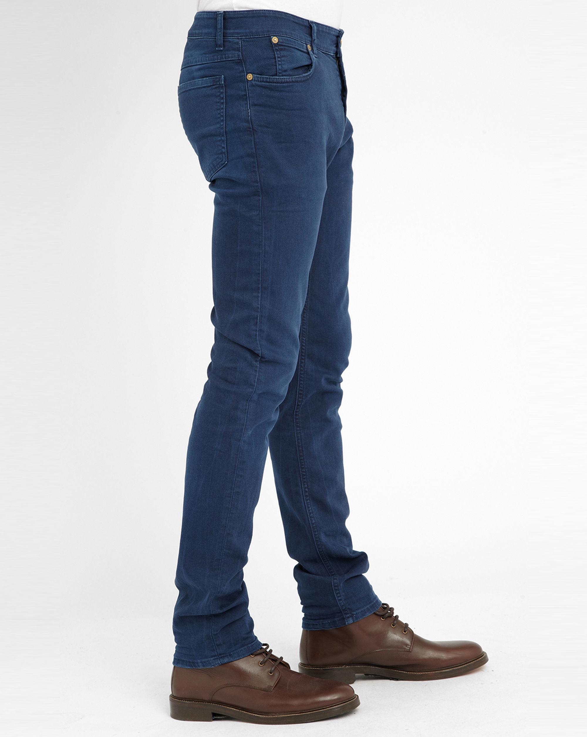closed midnight blue slim fit jeans in blue for men lyst. Black Bedroom Furniture Sets. Home Design Ideas