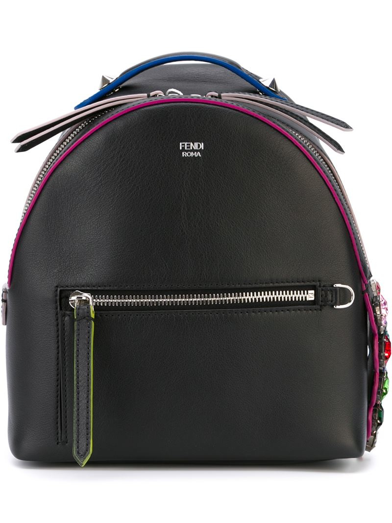 29aa7765d87e Fendi Small Backpack