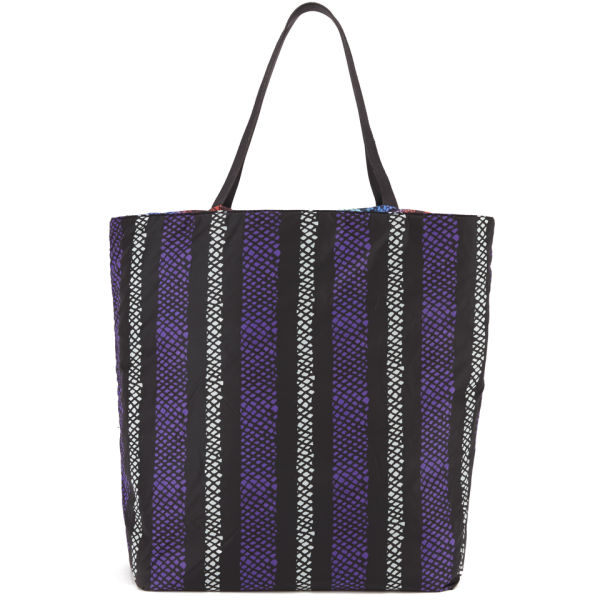 House of Holland Tote Amaze Reversible Nylon Tote Bag
