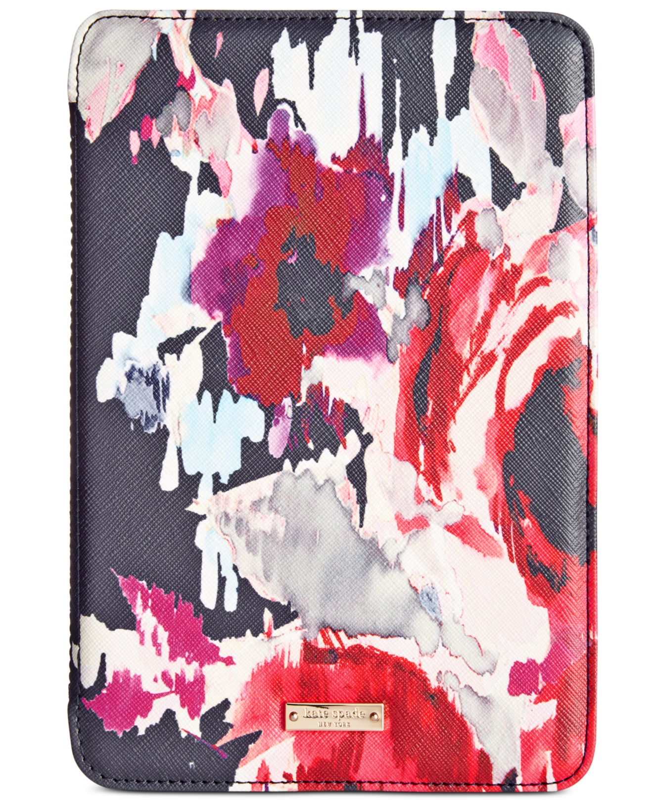 best website 4e0d3 379be kate spade new york Multicolor Hazy Floral Ipad Mini 2 3 Folio Case