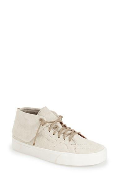 vans sk8 moc ca water resistant sneaker in lyst