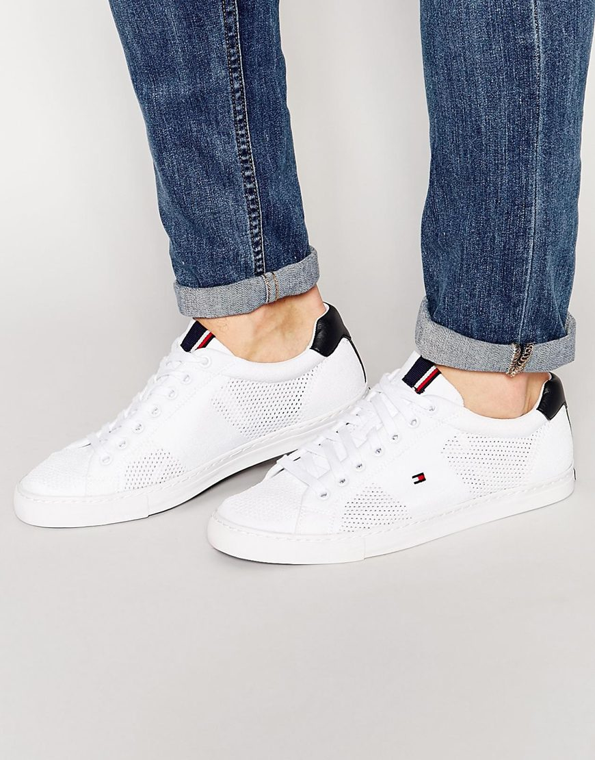 Tommy Hilfiger Jonas Knitted Trainers