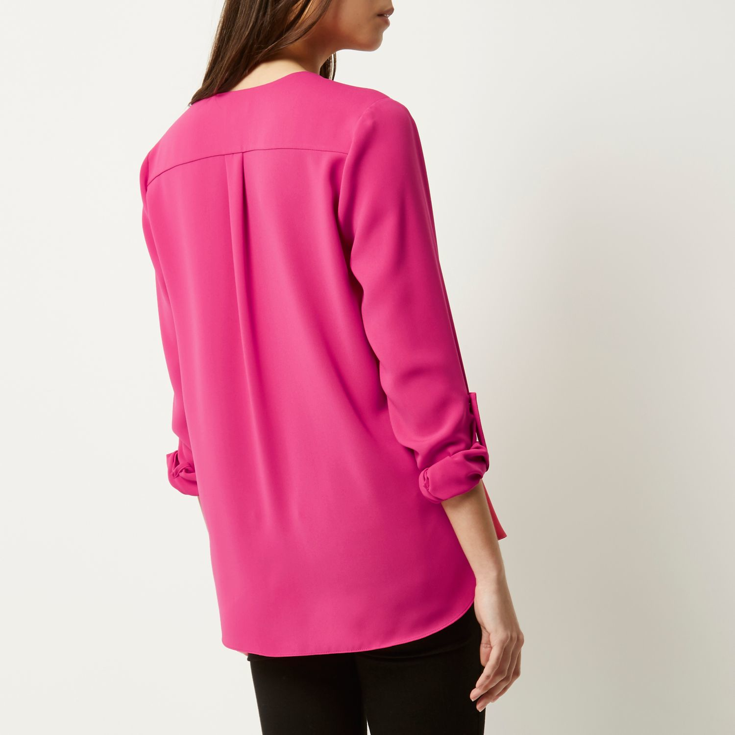 Victoria Beckham See Trou Blouse 72