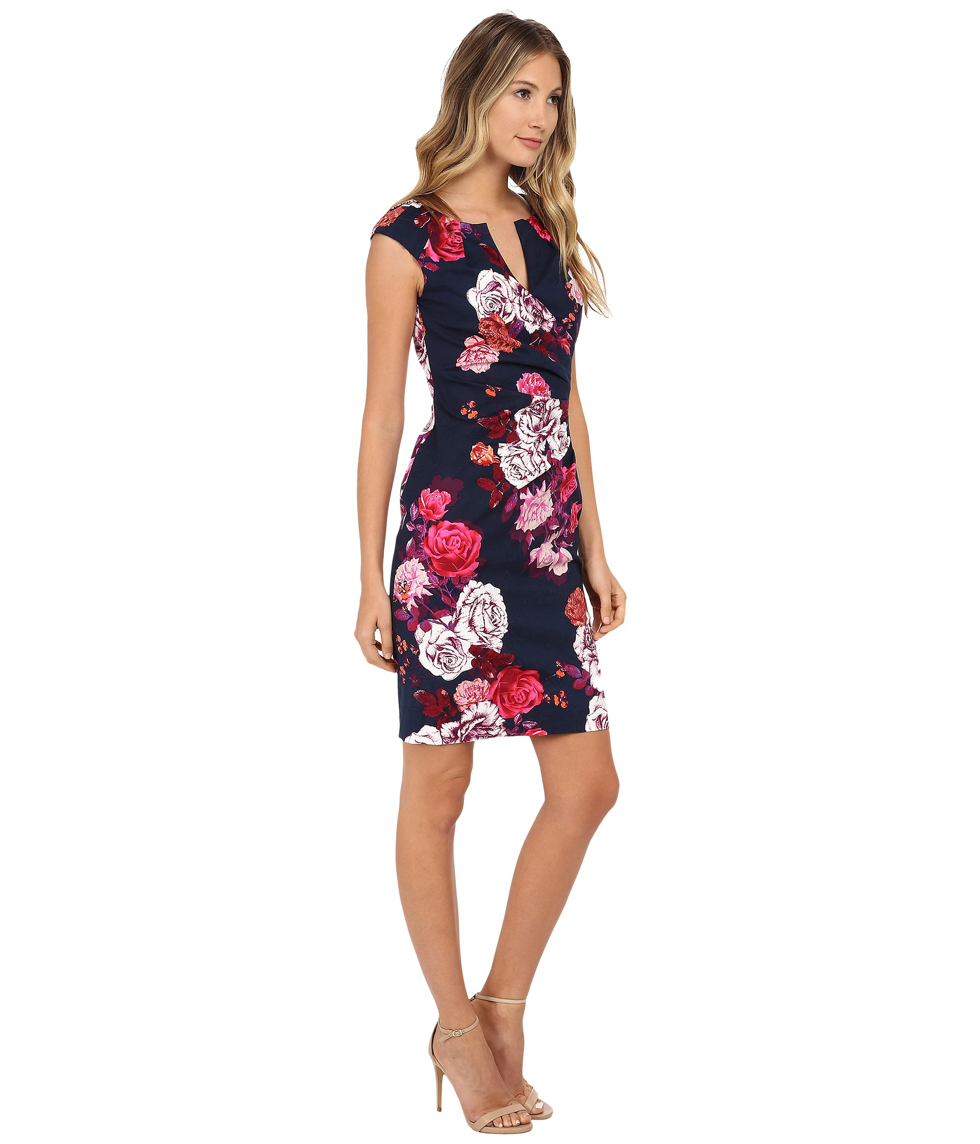 092f2777ad6 Gallery. Previously sold at  Zappos · Women s Adrianna Papell Sheath Dress  ...