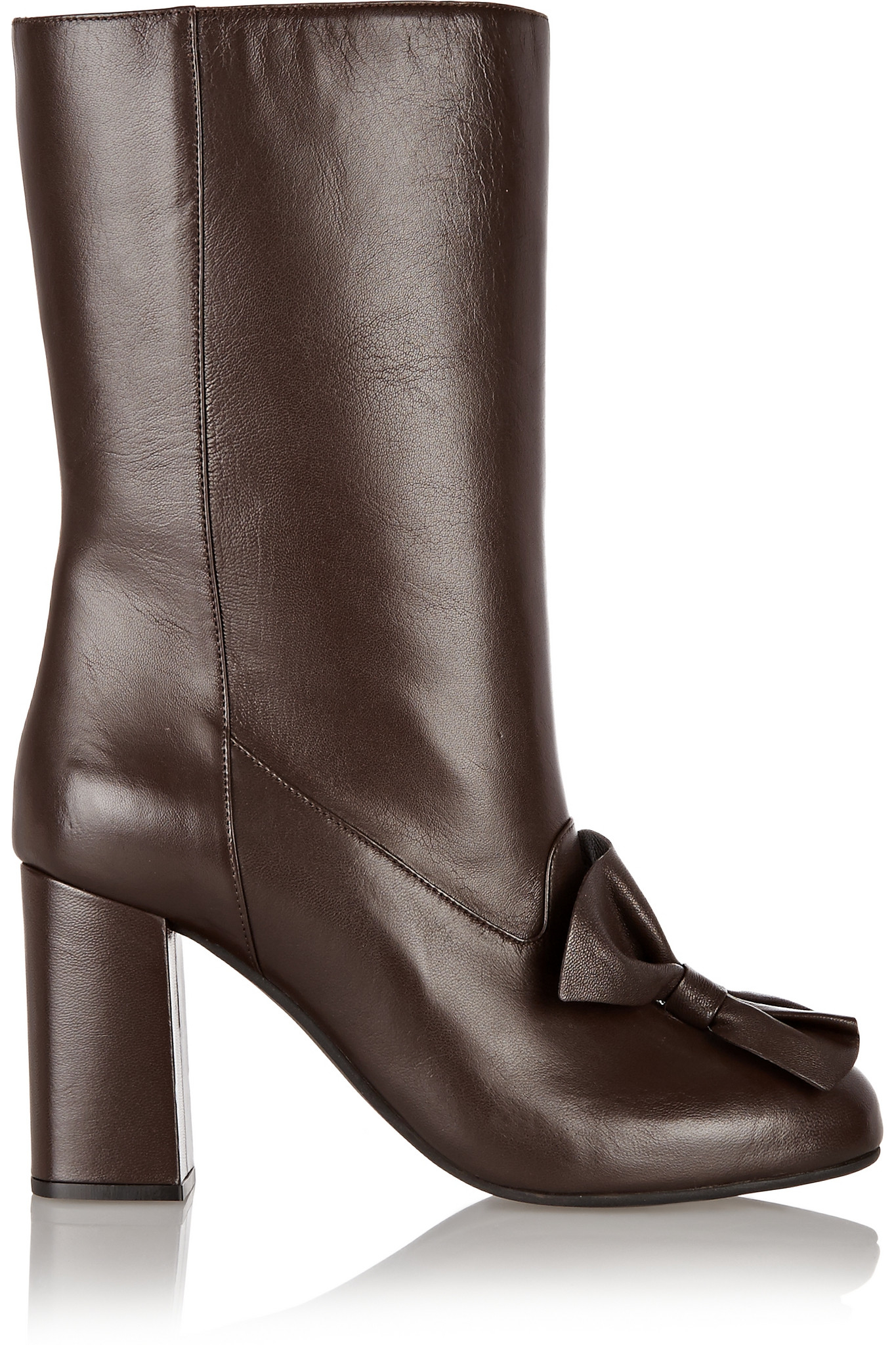 Pre-owned - Leather buckled boots Marni 9BTtw98q8