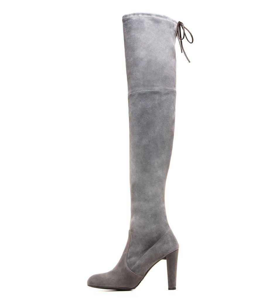 Splash News Stuart Weitzman Highland Boots Fall Celebrity ...