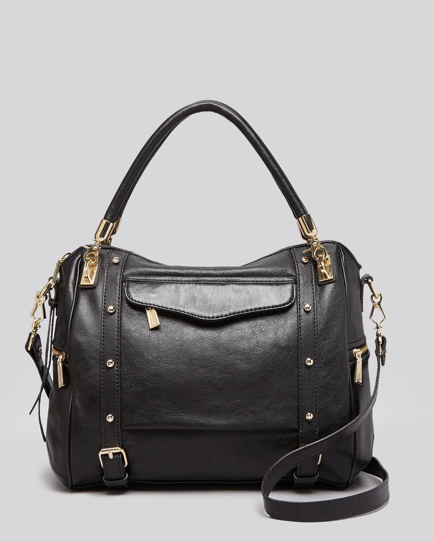 Lyst Rebecca Minkoff Mini Crosby Crossbody Bag In Black
