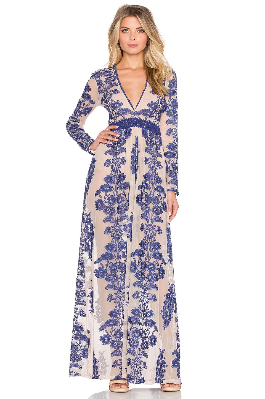 Temecula dress maxi