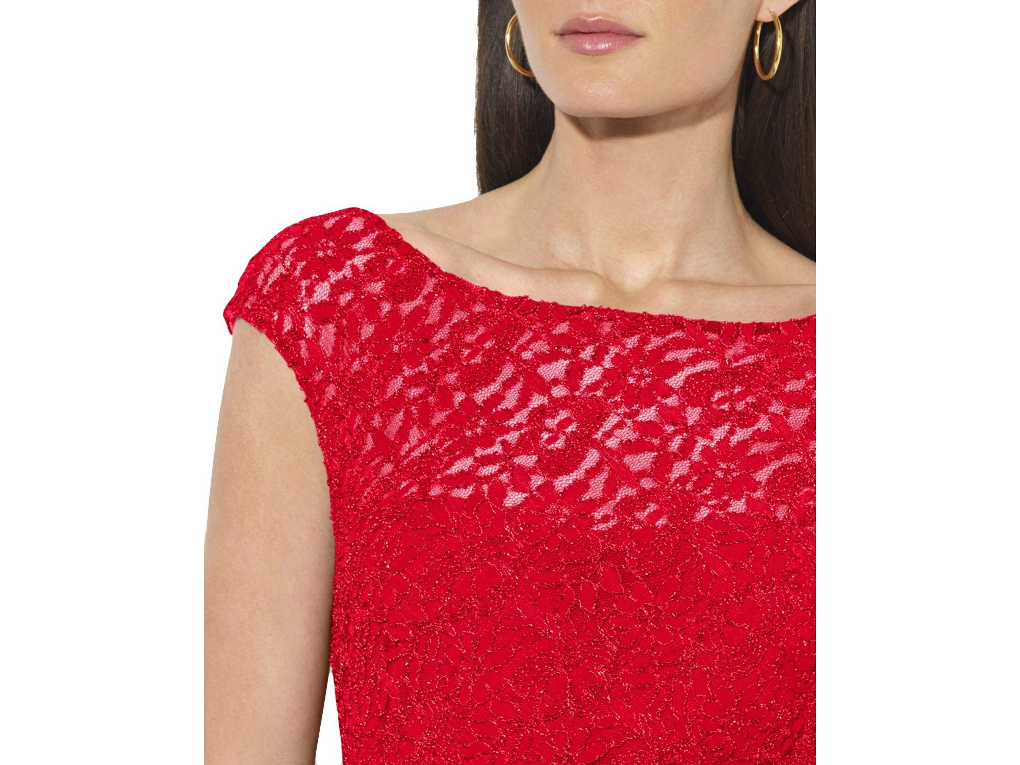 Ralph lauren colorblock boat neck dresses