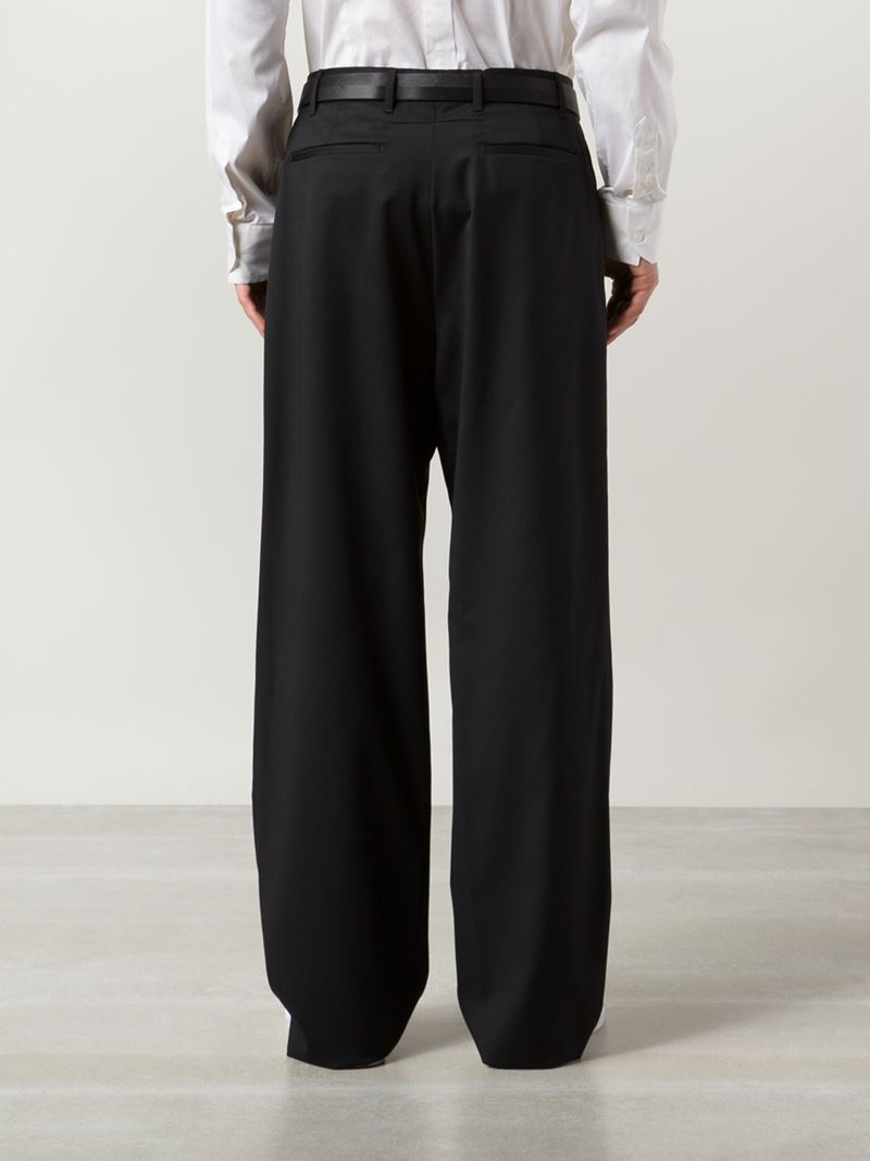 wide leg trousers Givenchy pQoDwv