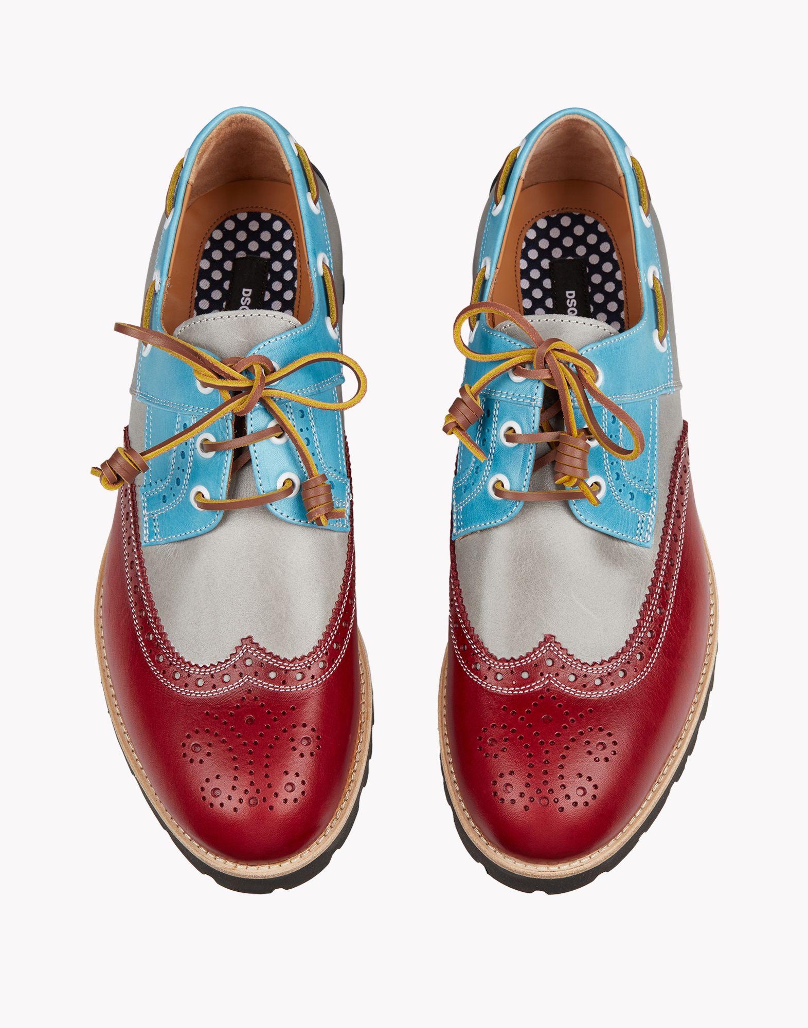 DSquared² Ignazio Boat Shoes for Men