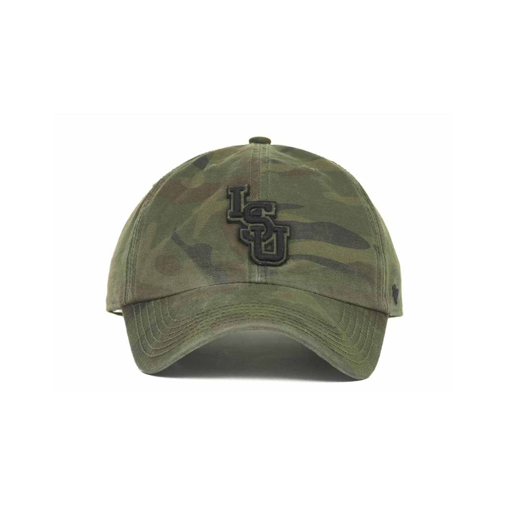 more photos e2615 4509d ... order lyst 47 brand lsu tigers ncaa oht movement clean up cap in green  3c762 d75fd