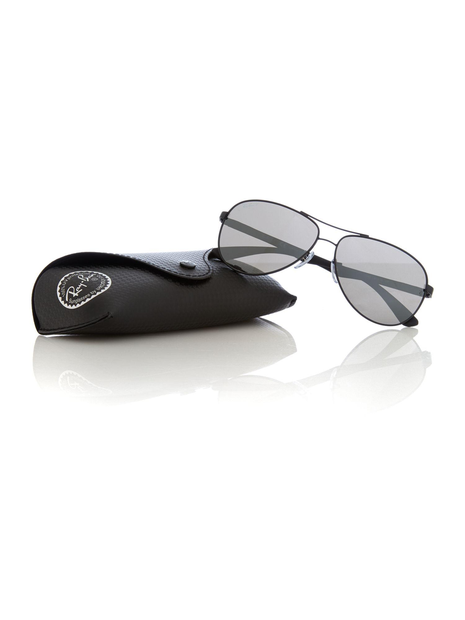 2757cd64e2 Ray-ban Men s 0rb8313 Aviator Sunglasses