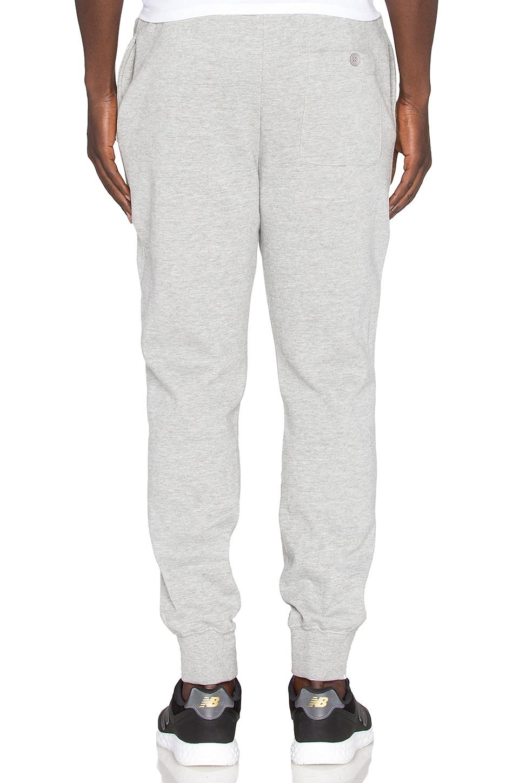 959095bc Stussy Tonal Stock Fleece Pant in Gray for Men - Lyst