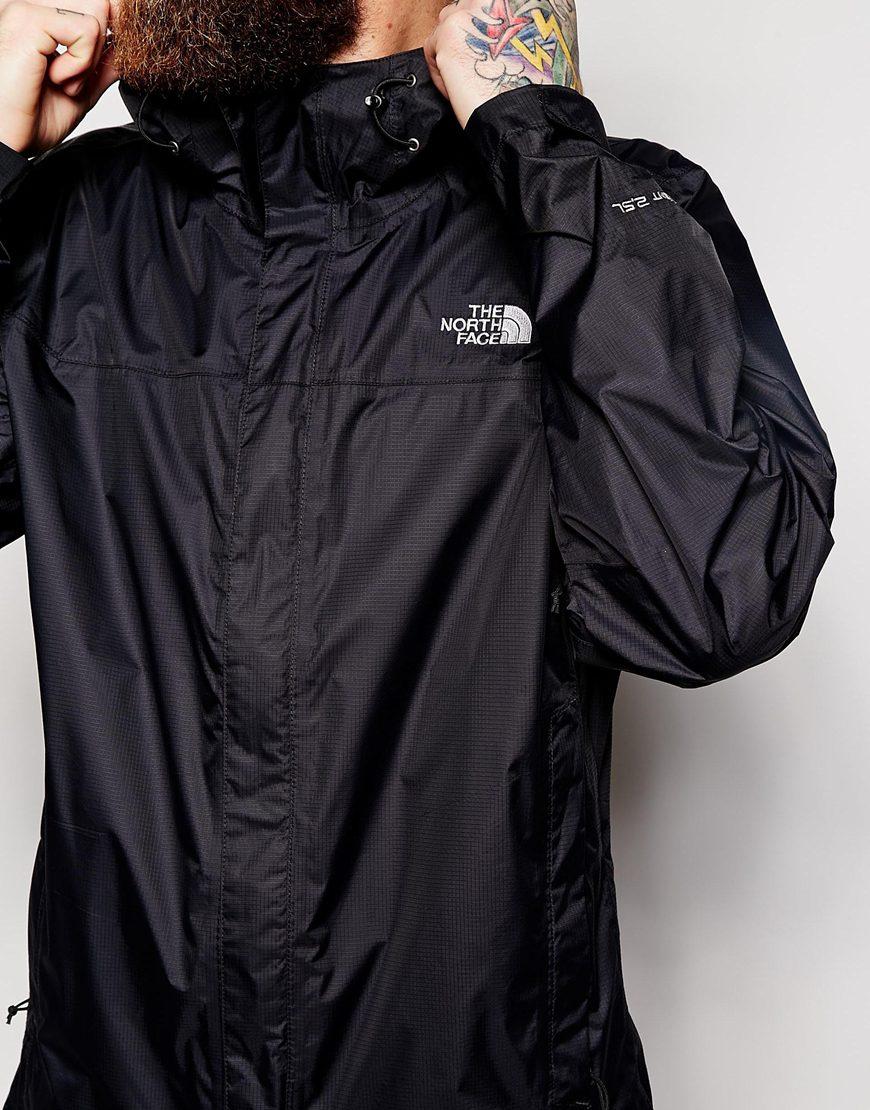 46ccb1eae7 ... wholesale lyst the north face venture jacket in black for men 7d15d  72d63 ...